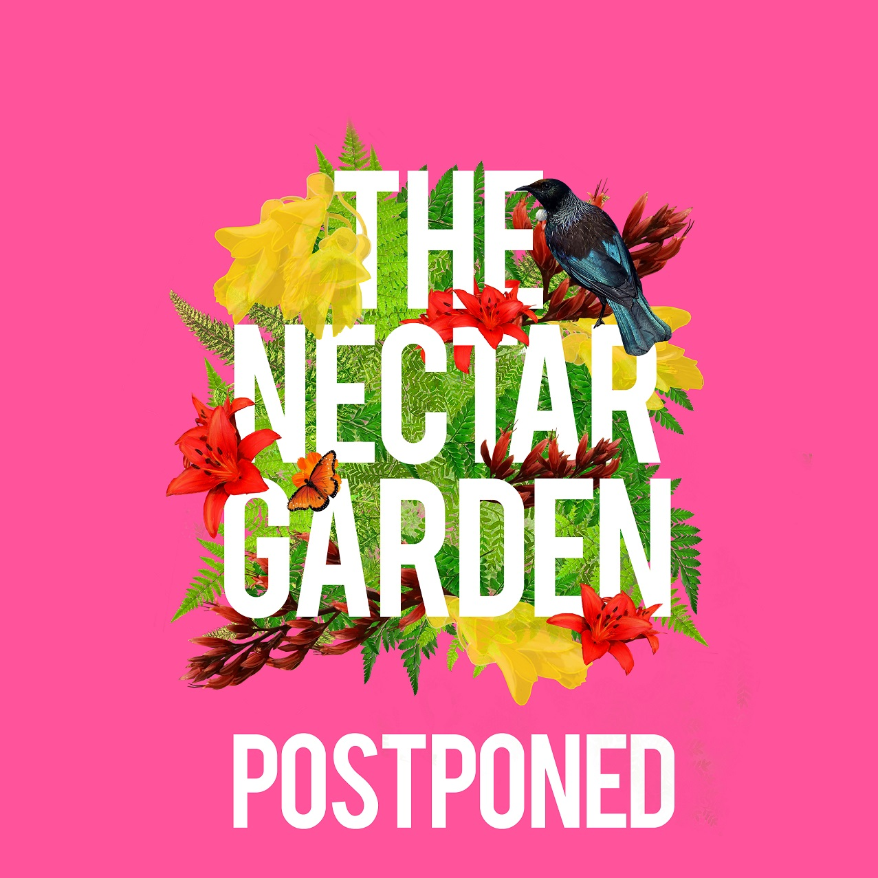 The Nectar Garden - Postponed